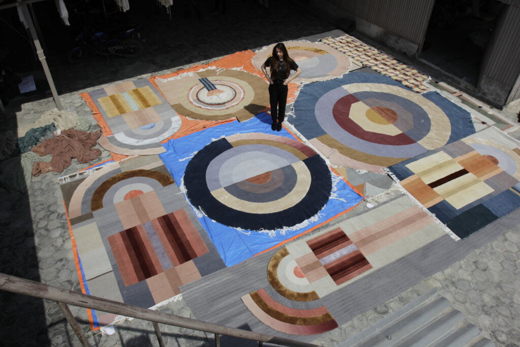 cc-tapis Design Talk: Between Tradition and Customization - Free onsite or online attendance