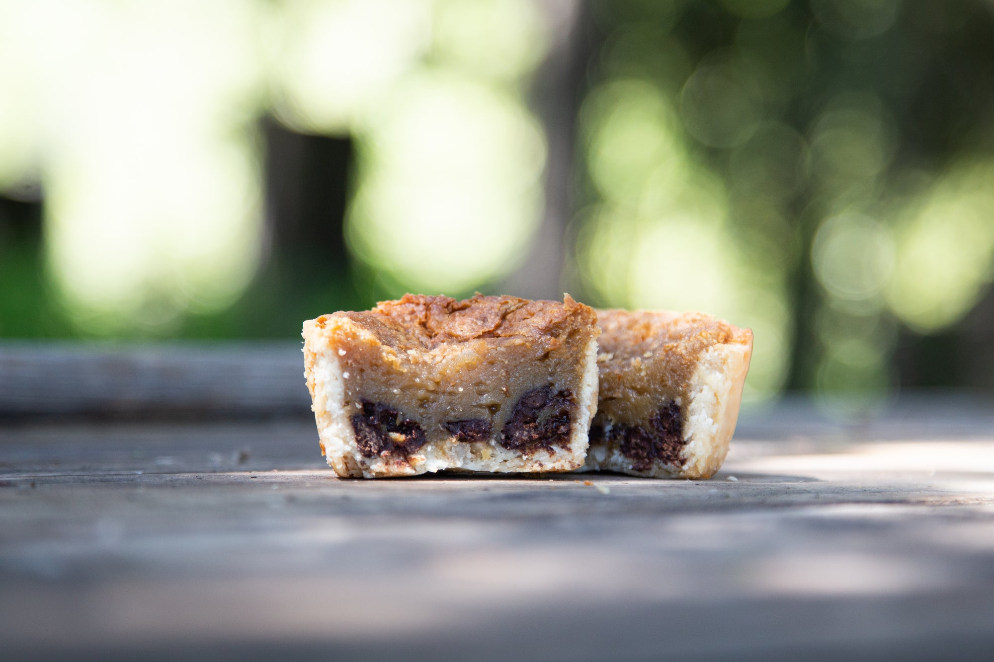 Chocolate Chip Butter Tart