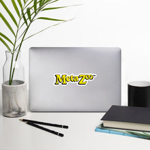 Load image into Gallery viewer, Official MetaZoo Logo Sticker!