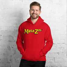Load image into Gallery viewer, Official MetaZoo Logo Hoodie!