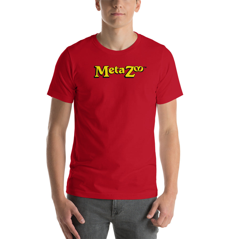Official MetaZoo Logo T!