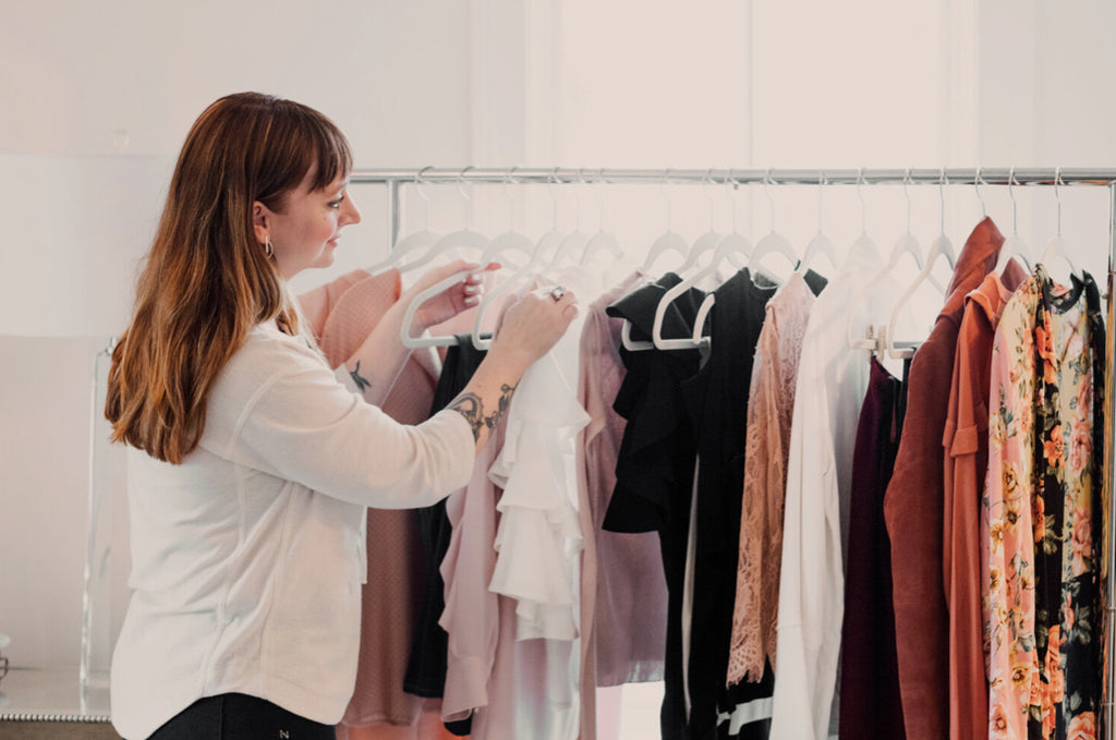 A Wardrobe Stylist's Guide To Wardrobe Editing