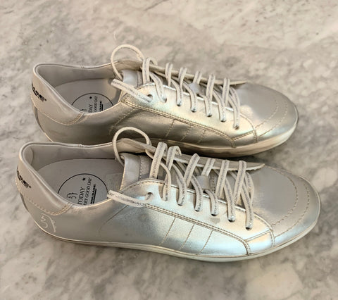 Primabase silver sneakers