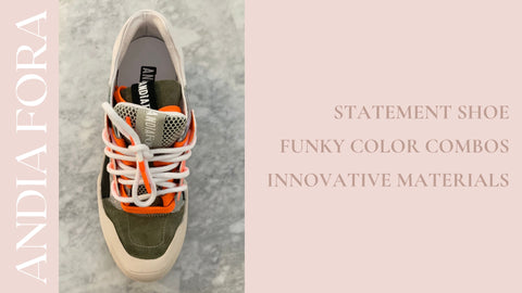 Andia Fora cindy sneaker