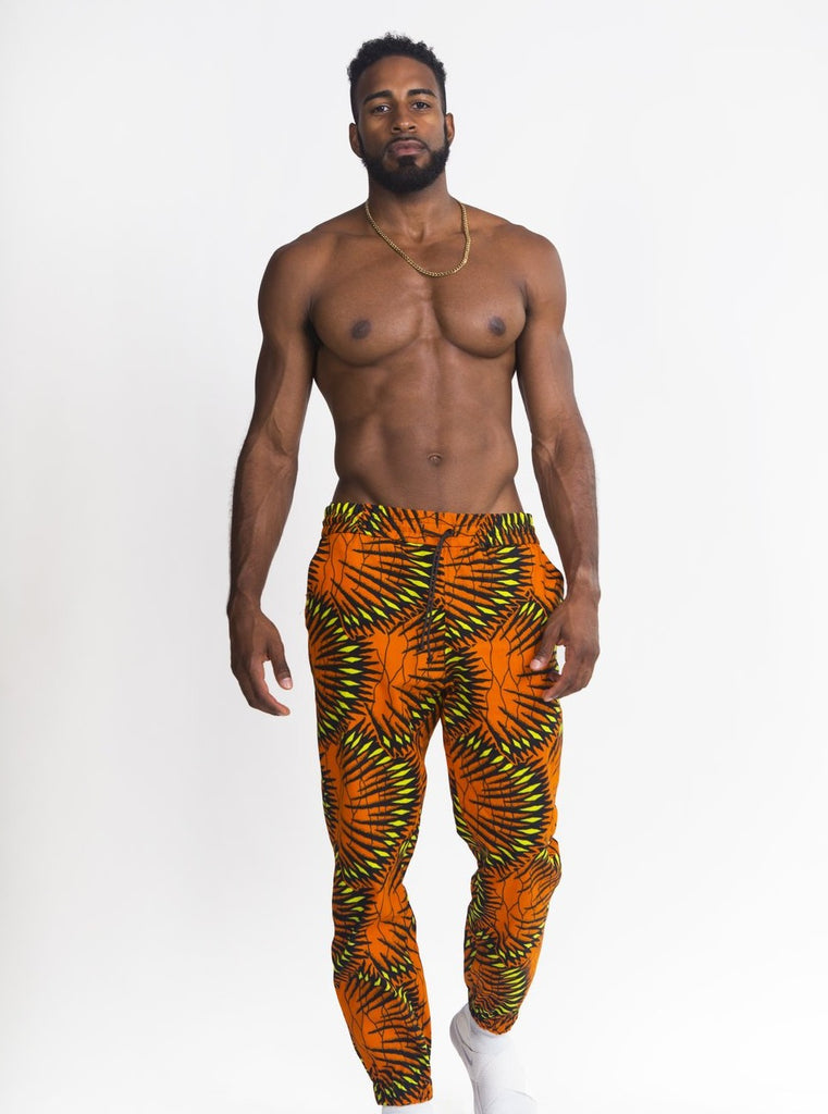 suruali mens pants unisex joggers training pants afropants afropunk african wax dutchwax womens african inspired black owned buy brown latino woman owned