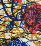 Kitenge II - African Print Head Wrap (No Wax)
