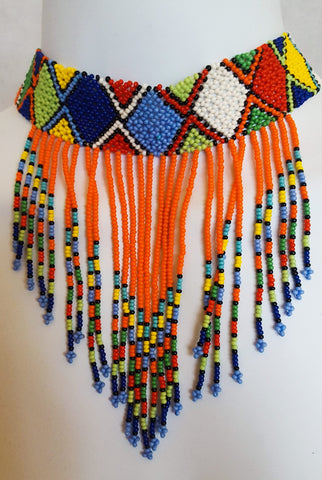 Kaya - Zulu Beaded Choker