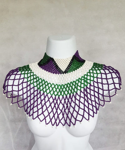 Bishara - Choker Web Necklace