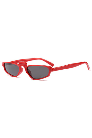 Private Show Sunglasses | Red