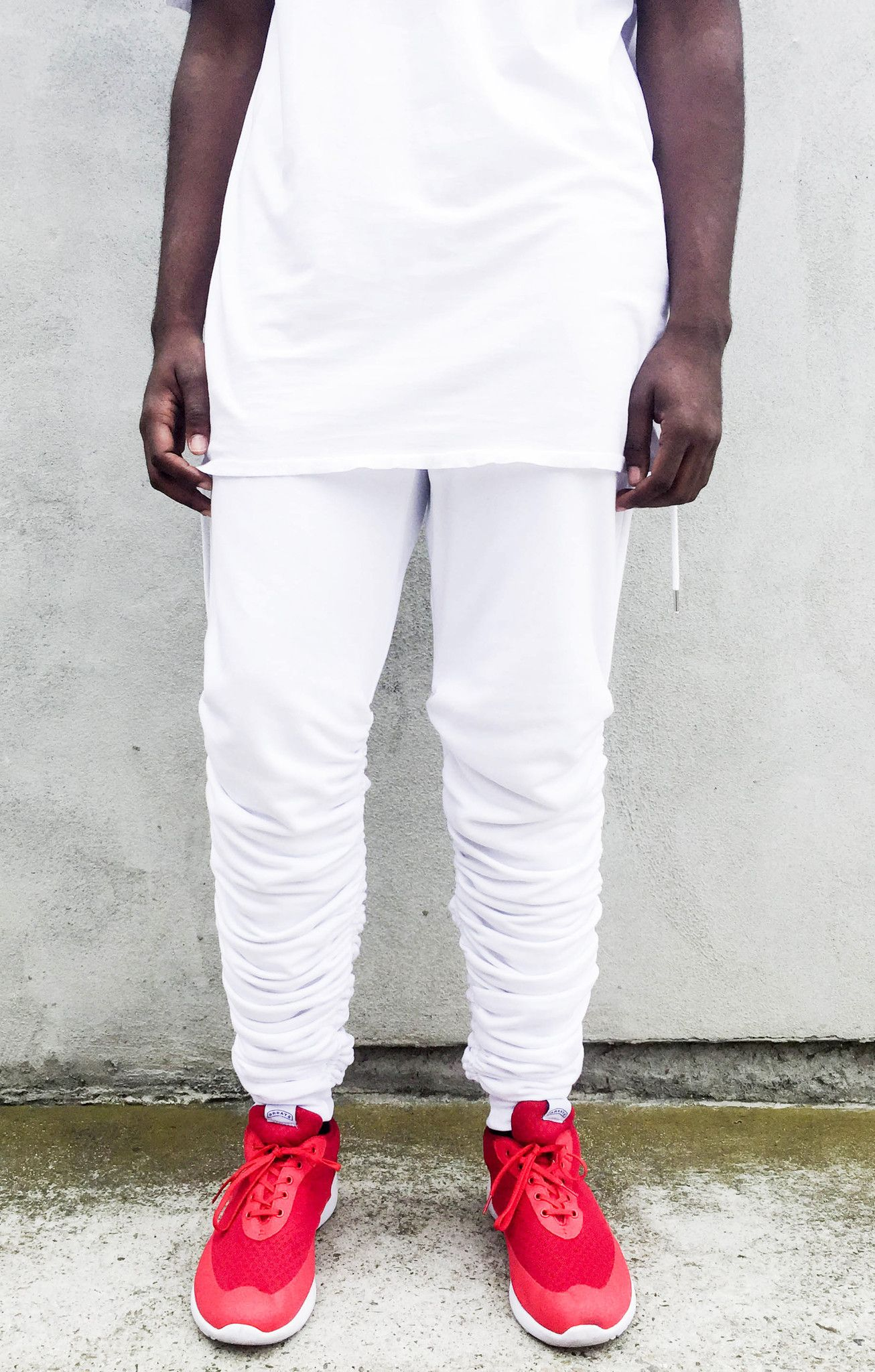 String Adjustable Sweatpants by Enfin Levé - BKBT Concept