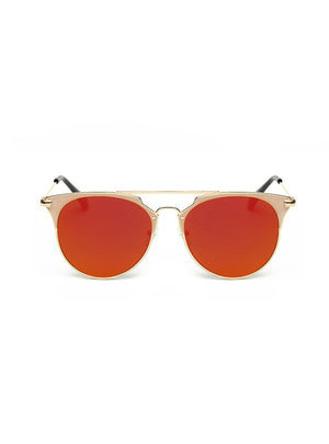 Sunny Darko Sunglasses | Red