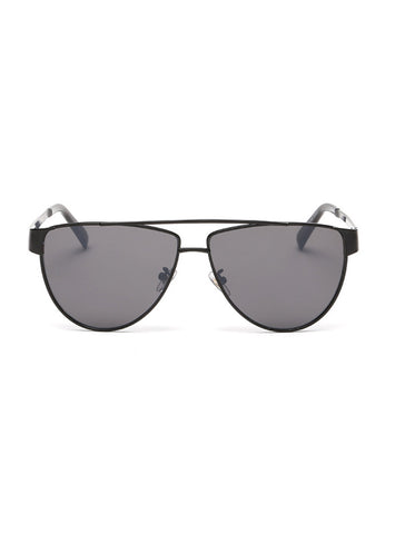Fame Aviator Sunglasses| Black