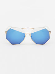 Matrix Sunglasses| Blue