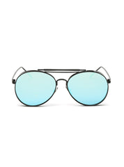 Jurassic Aviator Sunglasses| Blue