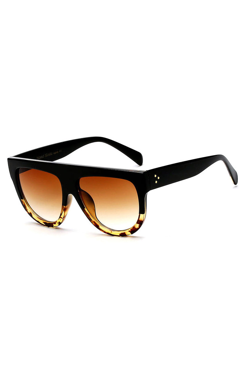 Game Face Sunglasses | Ombre