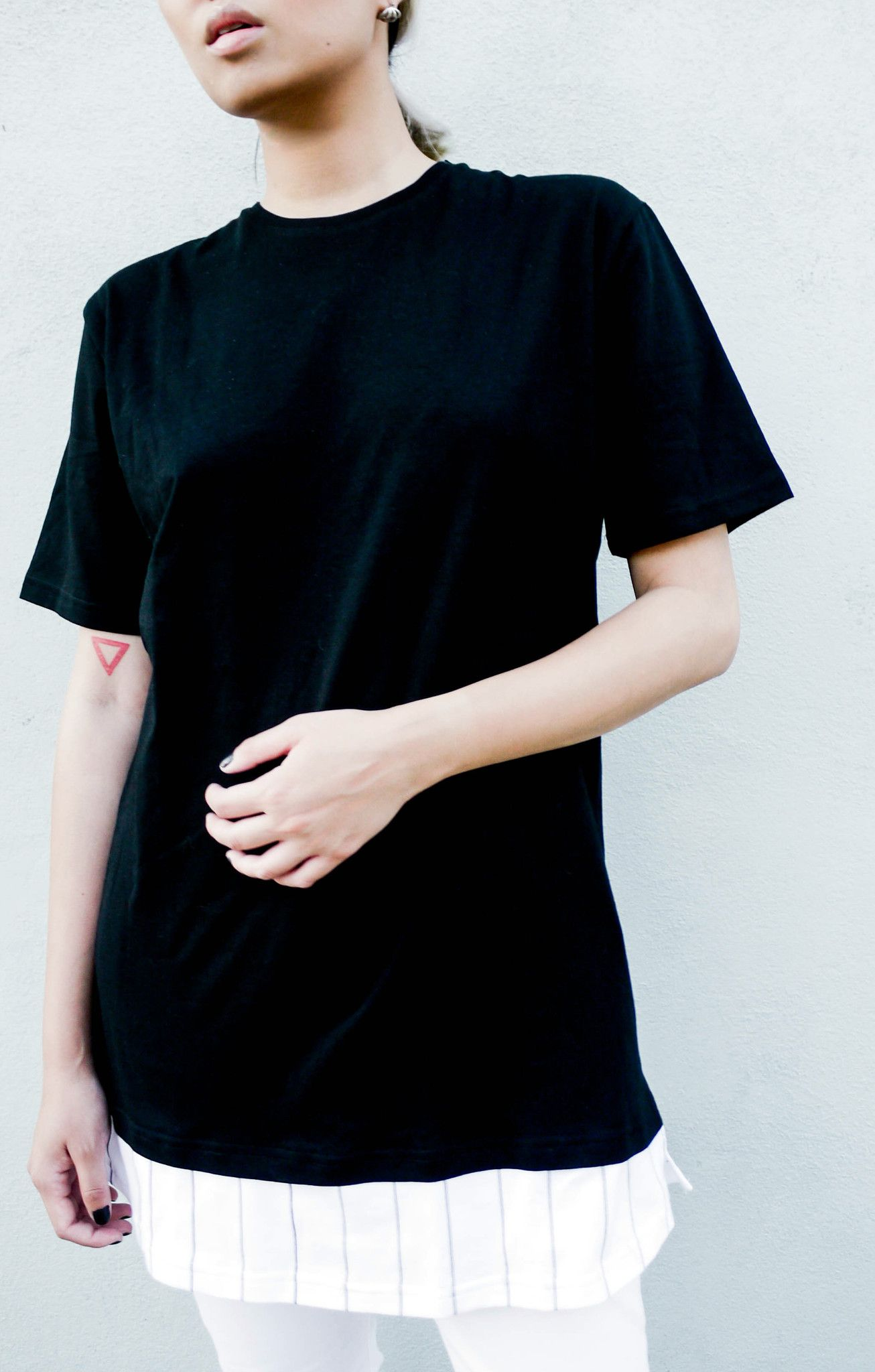 Lakenzie Layered Tee - BKBT Concept