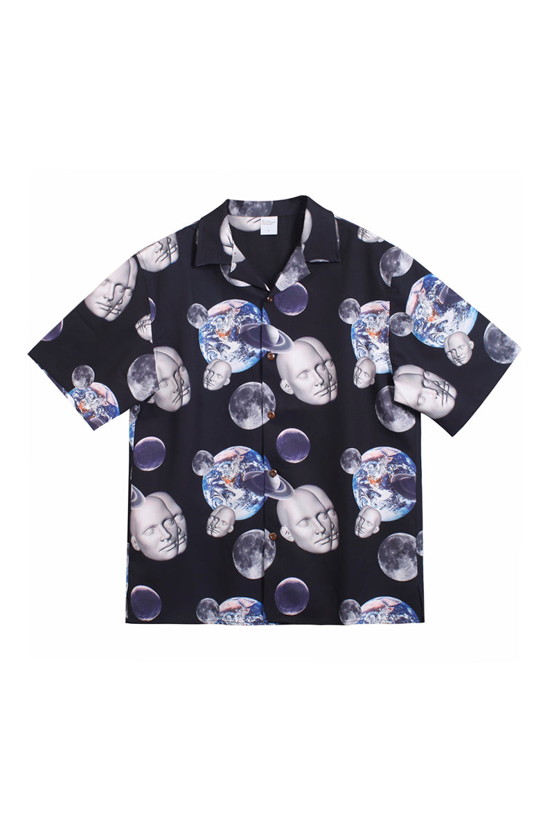 3D Universe All Over Print Shirt
