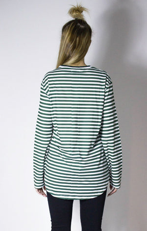 The CXX French Breton Striped Tee - BKBT Concept