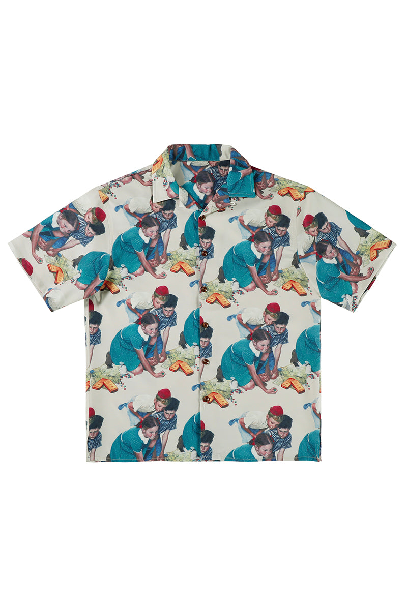 Child Play All Over Print Shirt