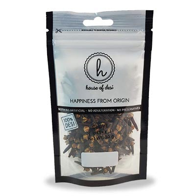 Cloves (laung) 30gm