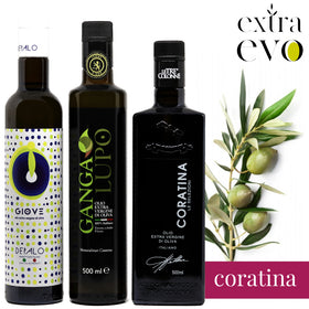 Extra Virgin Olive Oils - Coratina Bag