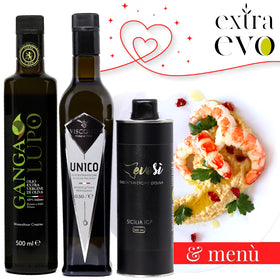 Romantic Box - Extra Virgin Olive Oils