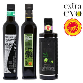 PDO Extra Virgin Olive Oils - Box 1