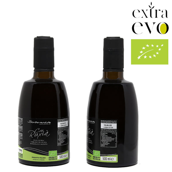Organic Extra Virgin Olive Oils - Pack 1