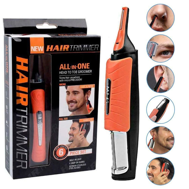 All-In-One Trimmer - In 7 seconden starten met trimmen