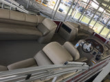 drivers seat and inside 2014 Silverwave rental