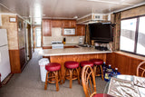 52' House Boat - Louie