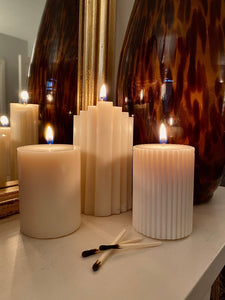 Mini Pillar Candles