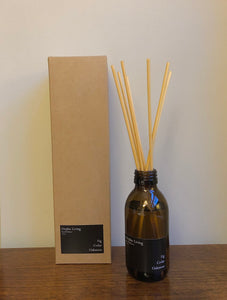 Fig, Cedar & Oakmoss - Scented Reed Diffuser