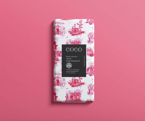Rose & Black Pepper Chocolate by COCO