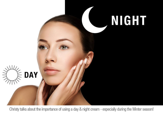 24 HOUR BEAUTY WITH THE ULTIMATE DAY & NIGHT DUO