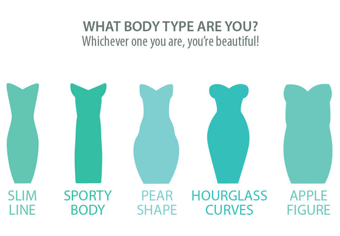 DRESSING FOR YOUR BODY TYPE