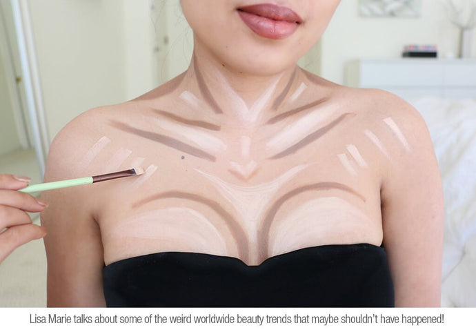 WEIRD BEAUTY TRENDS