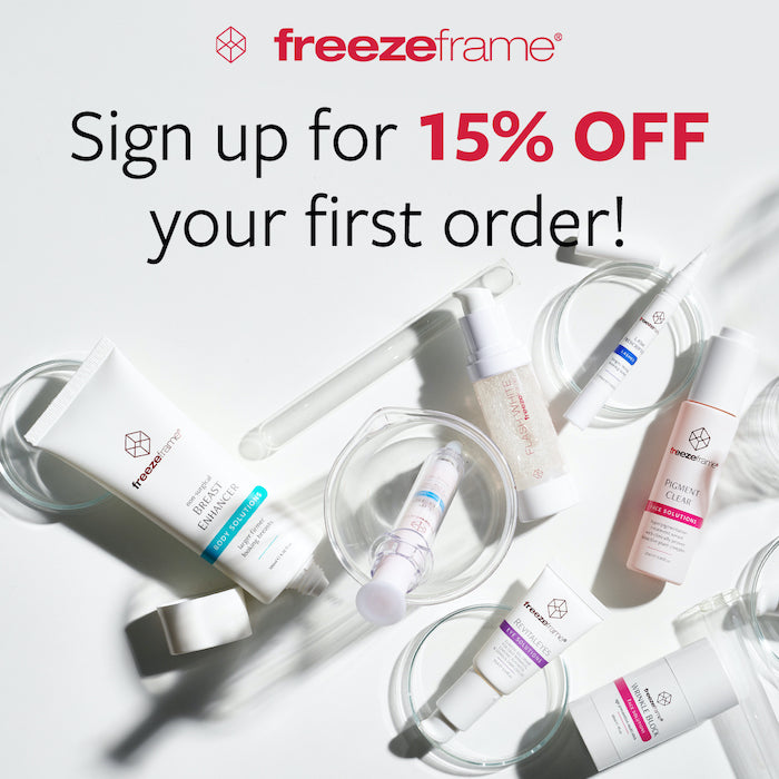 SIGN UP TO GET 15% OFF YOUR FIRST ORDER!