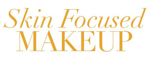 skin focused makeup