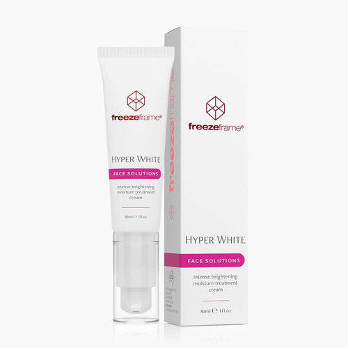 HYPER WHITE intense brightening moisture treatment cream