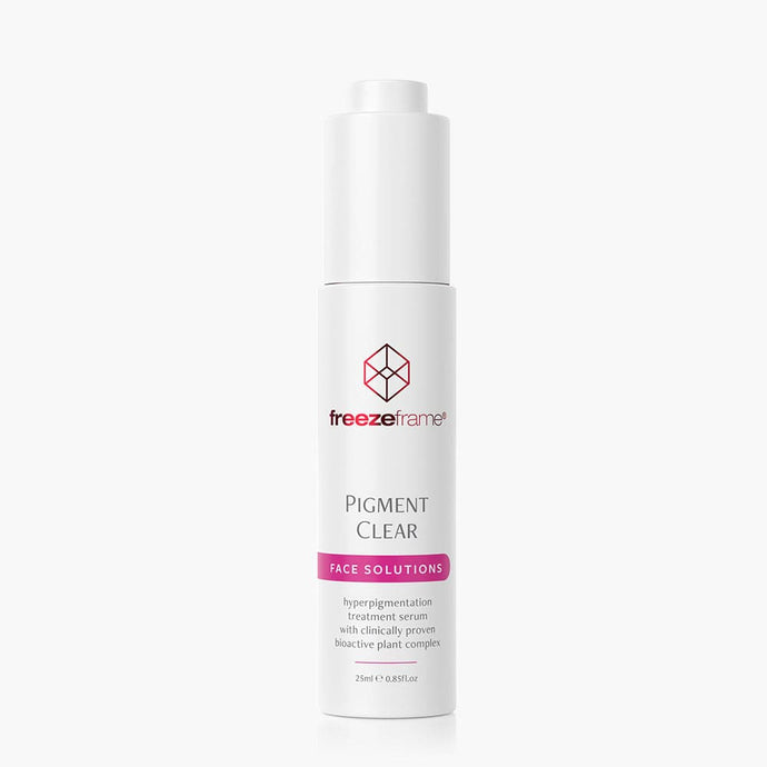 PIGMENT CLEAR hyperpigmentation treatment serum with clinically proven bioactive plan complex