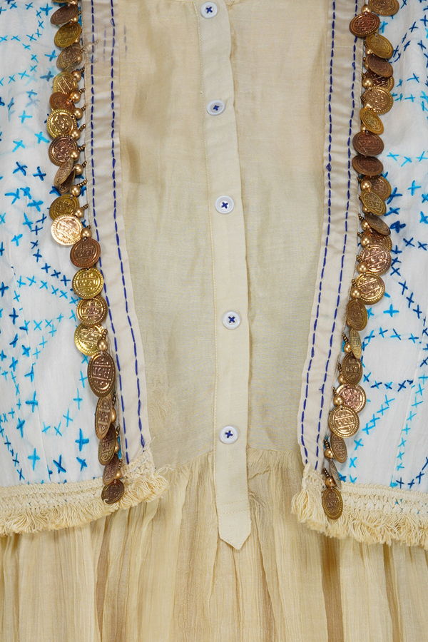 3 Piece- Boho Jacket Dress