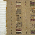 "Load image into Gallery viewer, SS10: Handwoven Wool Rug 57,3"" * 29,8"" by Berber Art"
