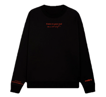 Load image into Gallery viewer, Self Reminder Sweater