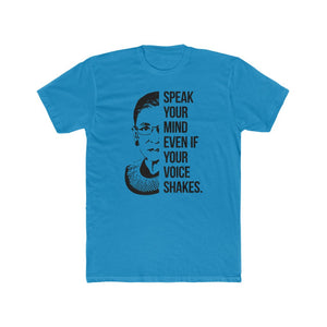 Unisex SPEAK Your Mind Tee