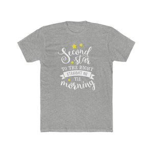 Unisex Second Star to the Right Tee
