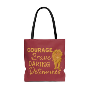 BRAVE HOUSE Tote Bag