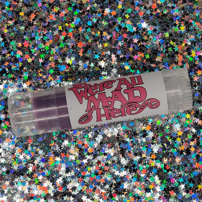 "Get Lippied™ ""We're All Mad Here"" WUMBO Balm"