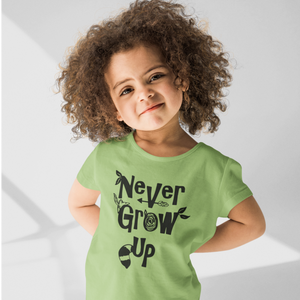 Kids NEVER GROW UP Tee