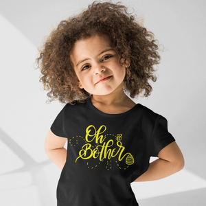 Kids OH, BOTHER Tee